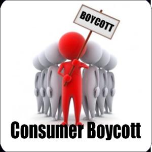Consumer Boycott