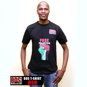 Black BDS T-Shirts front